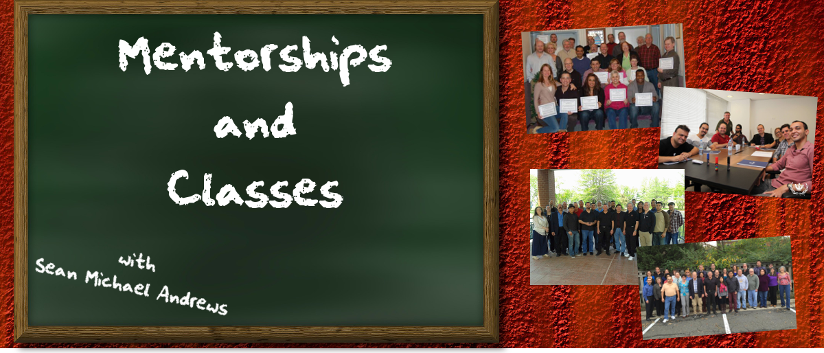 Permalink to: Mentorship & Classes